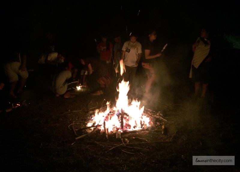 Bonfire and Outdoor Picnick at Falcon Crest Norzagaray Bulacan