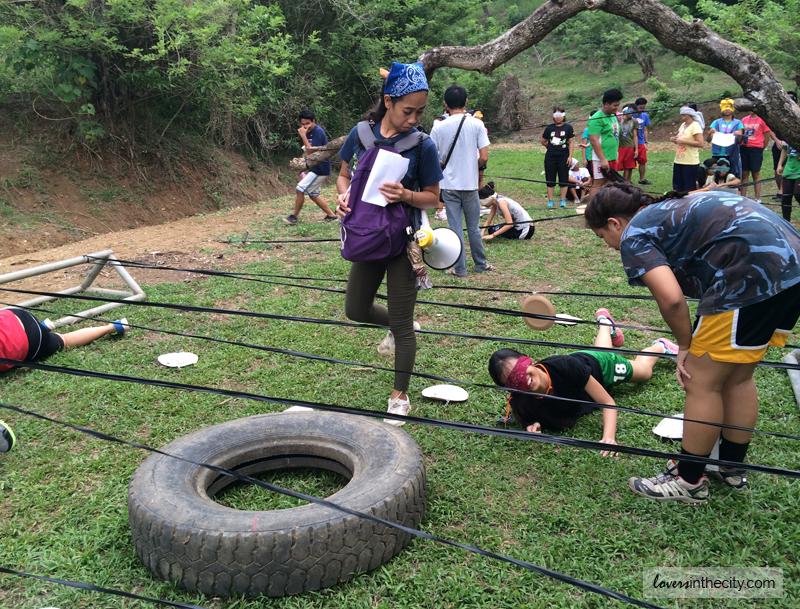 Outdoor Game at Falcon Crest Norzagaray Bulacan