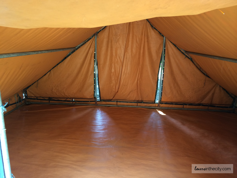Tent Living at Falcon Crest Norzagaray Bulacan