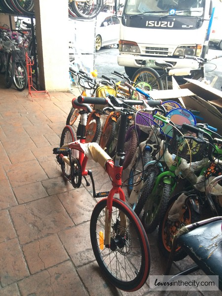 Buying a Bike at Cartemar Shopping Center Pasay