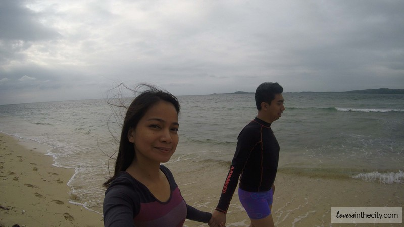 Potipot Island, Zambales - Lovers in the City