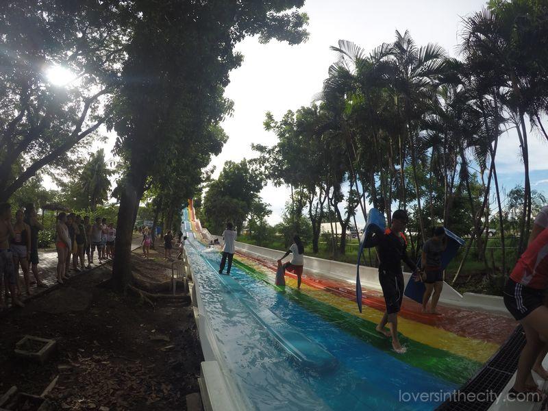 Splash Island Rides